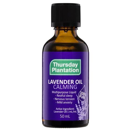 Thursday Plantation Lavender Oil 100% Pure 50mL