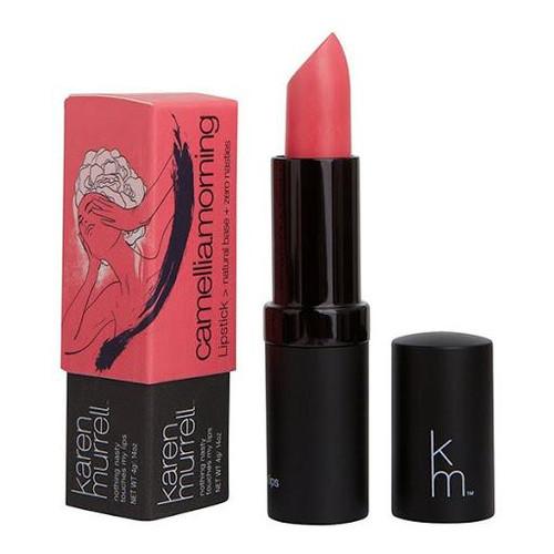 Karen Murrell Lipstick #13 Camellia Morning