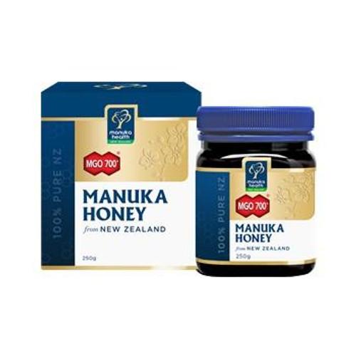 Manuka Health MGO™ 700+ Manuka Honey 250g - 100% Pure New Zealand Made