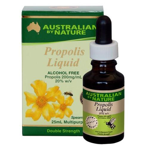 AUSTRALIAN BY NATURE PROPOLIS LIQUID (ALCOHOL FREE) 25mL