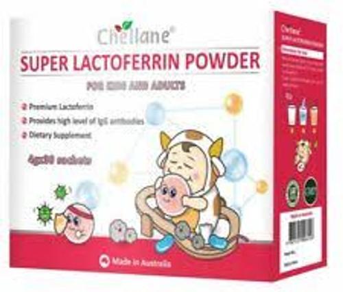 Chellane Super Lactoferrin Powder 4g x 30 sachets