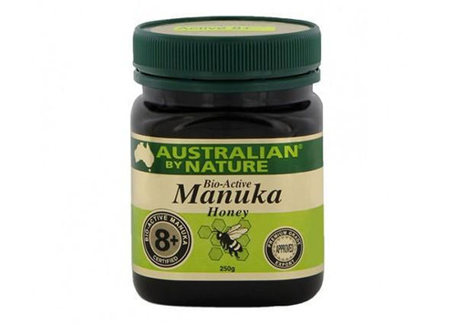 Australian by Nature  Manuka Honey 8+ 250 g - New Zealand Manuka Honey