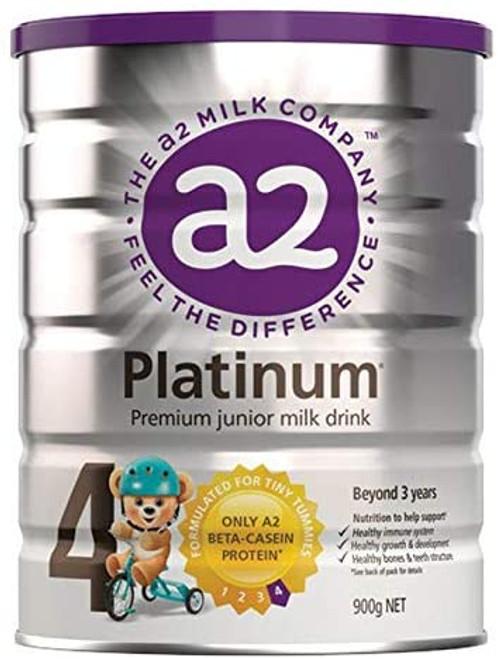 A2 Milk Platnium Junior Formula Stage 4