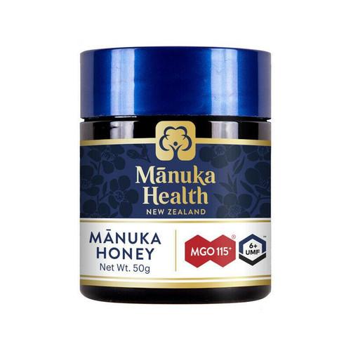 Manuka Health MGO 115+ 50g Manuka Honey - 100% Pure New Zealand