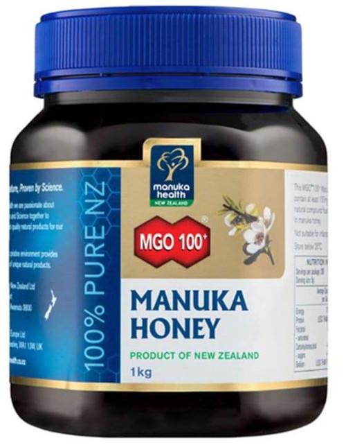Manuka Health MGO 100+ 1KG Manuka Honey New Zealand