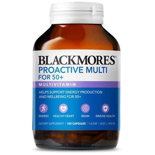 Blackmores Proactive Multi for 50+