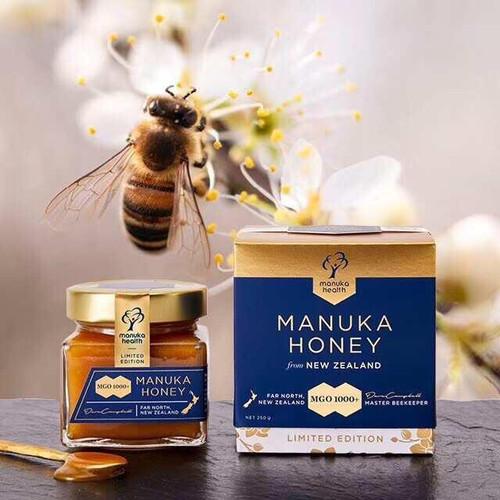 Manuka Health MGO 1000+ 250g - Limited Release - 100% Original Guaranted