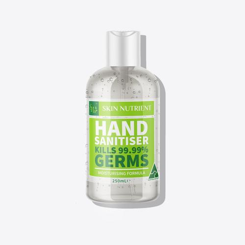 Skin Nutrient Hand Sanitizer 250mL