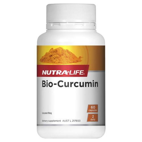 Nutralife Bio Curcumin 60 Capsules