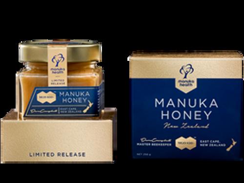 Manuka Health MGO 850+ Manuka Honey 250g Limited Release (IN A GLASS)