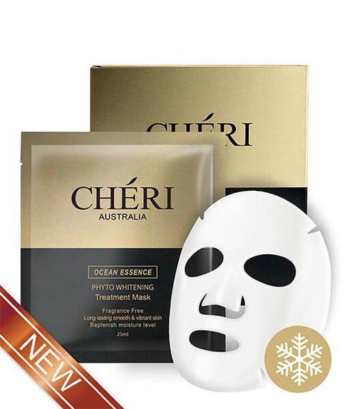 Cheri Whitening Treatment Mask x 5 Pack