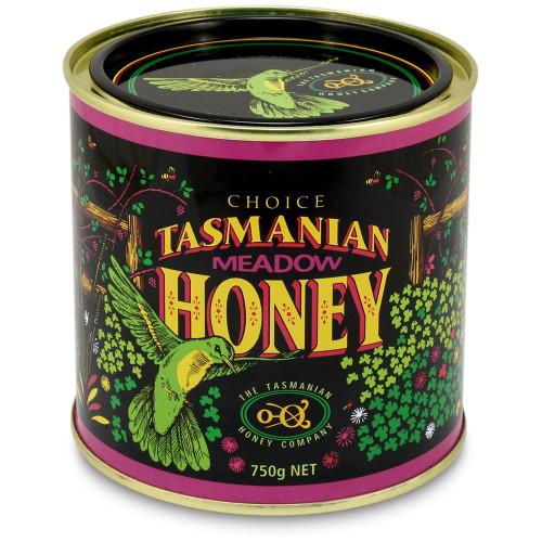 Tasmanian Meadow Honey Tin 750g