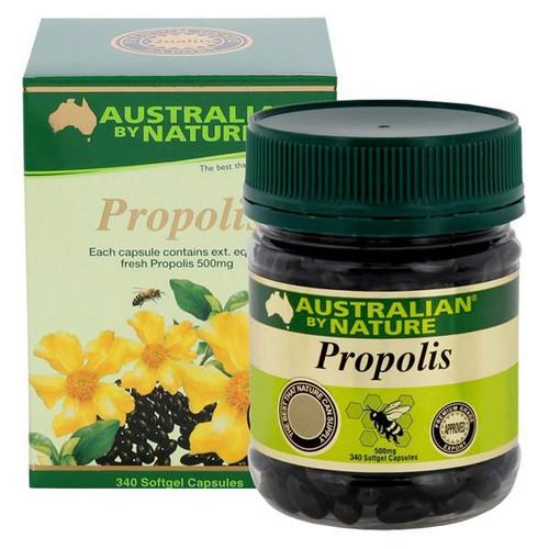 Propolis 500mg 340 Capsules Australian by Nature