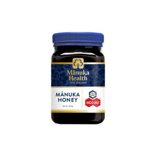 Manuka Health MGO 263+ 500 g Manuka Honey New Zealand