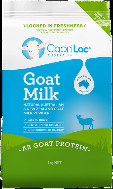 Caprilac Natural Goat Milk Powder 1KG
