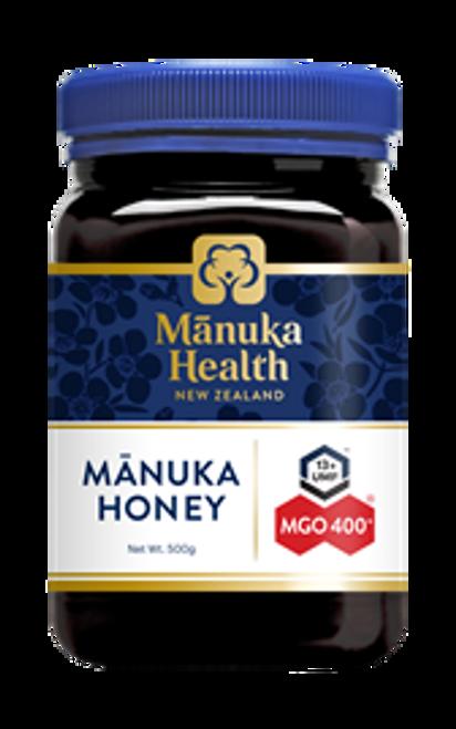 Manuka Health MGO 400+ 500 g Manuka Honey New Zealand  (Premium New Look)
