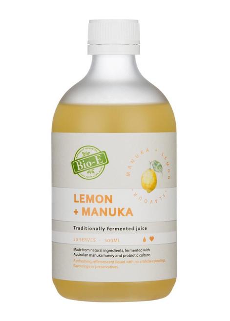 Bio E Lemon Manuka juice