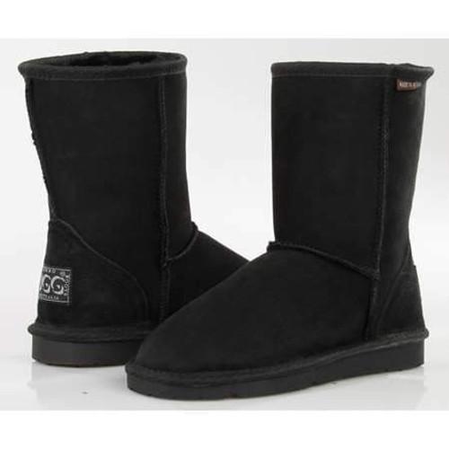 Jumbo Ugg - Classic Short Boot (Black)