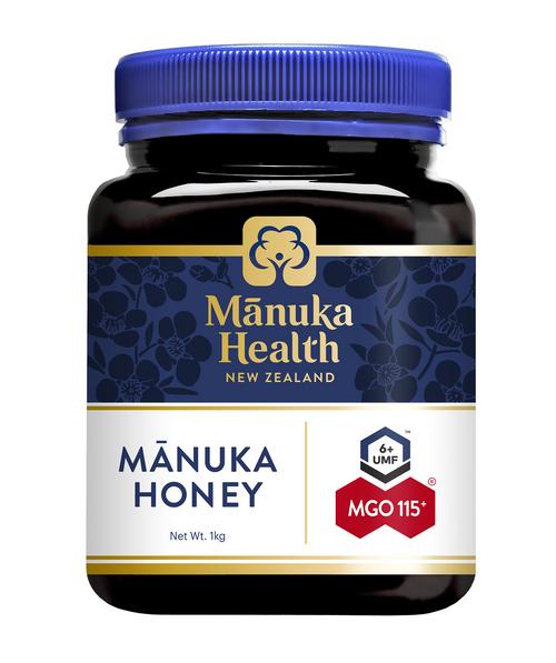 Manuka Health MGO 115+ 1KG Manuka Honey New Zealand