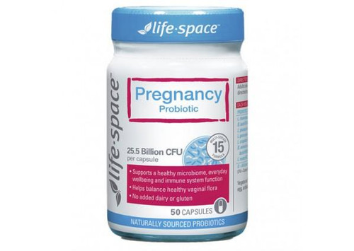 Life Space Probiotic for Pregnancy