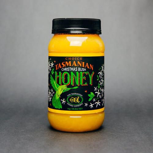 Tasmanian Christmas Bush Honey 1KG