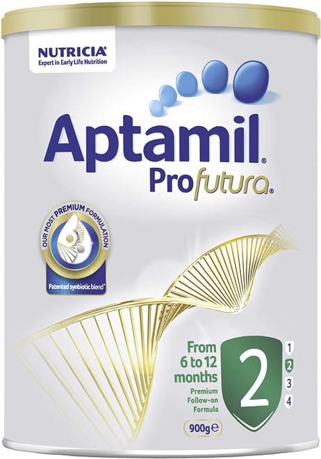 Aptamil Profutura Stage 2 Baby Formula 900g