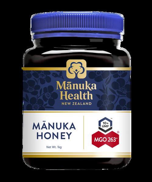 Manuka Health MGO 263+ 1Kg Manuka Honey New Zealand