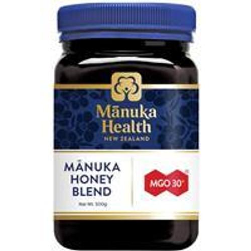 Manuka Health MGO 30+ 500g Manuka Honey New Zealand