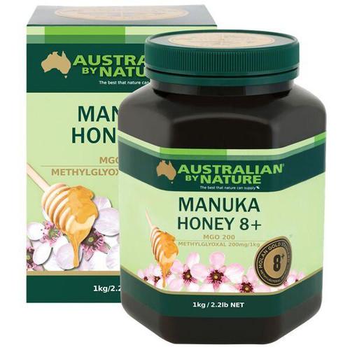 Australian by Nature Manuka Honey 8+ 1KG - New Zealand