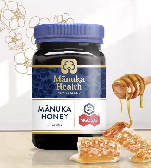 Manuka Health MGO 573+ 500g Manuka Honey New Zealand