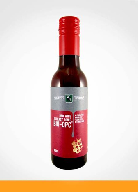 Wealthy Health BIO-OPC Red Wine Extract Tonic
