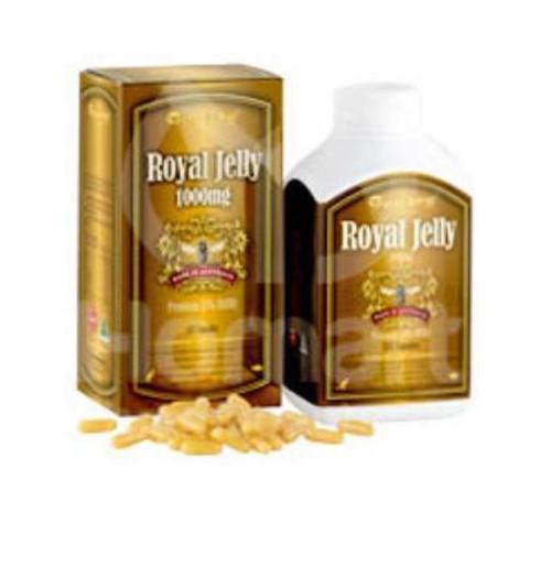 Top Life Royal Jelly Premium 1.1% 10-HDA 1000mg - 365 Capsules