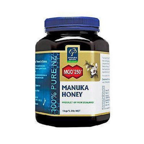 Manuka Health MGO 250+ 1Kg Manuka Honey New Zealand