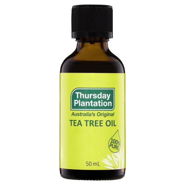 Thursday Plantation 100% Pure Tea Tree Oil 50mL