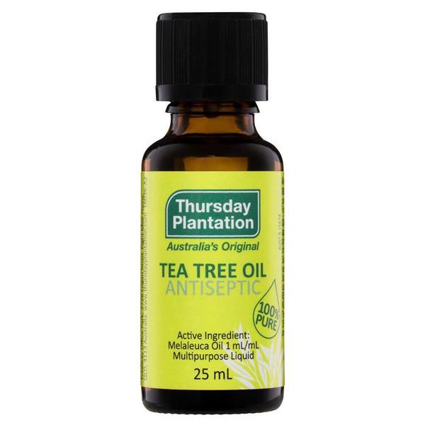 Thursday Plantation Tea Tree Oil 25ml 100% Pure