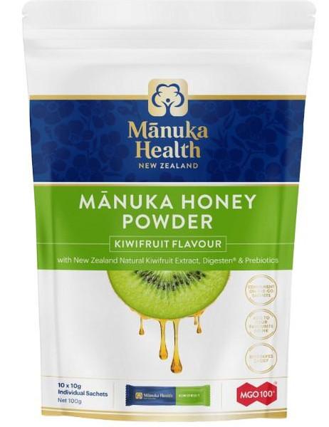 Manuka Health Manuka Honey Powder Kiwifruit Flavour