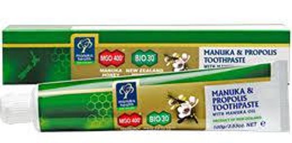 Manuka Health Manuka & Propolis Toothpaste with Manuka Oil 100g