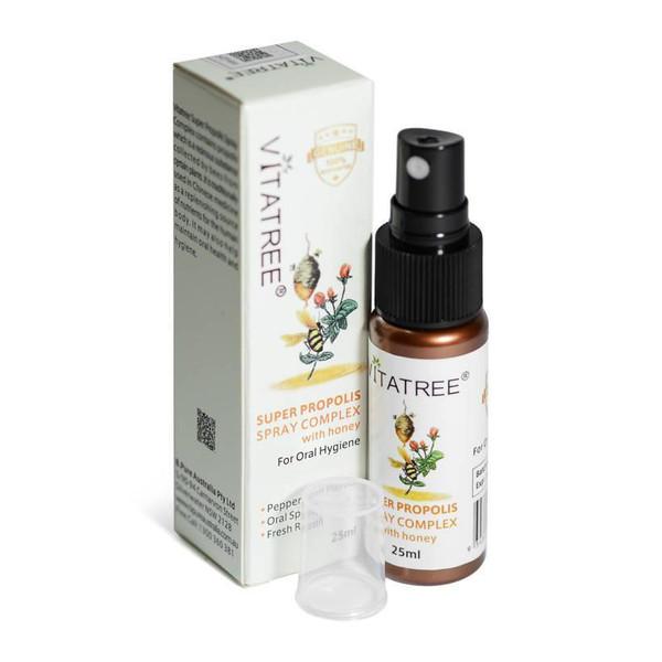 Vitatree Super Propolis Spray complex with Honey 25ml
