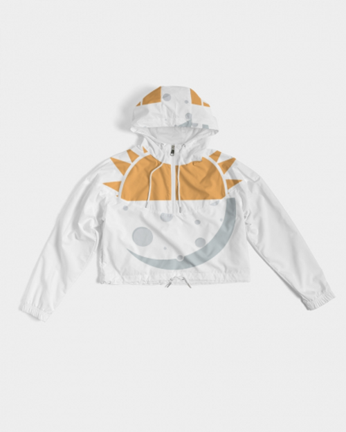 Sun and Moon Windbreaker