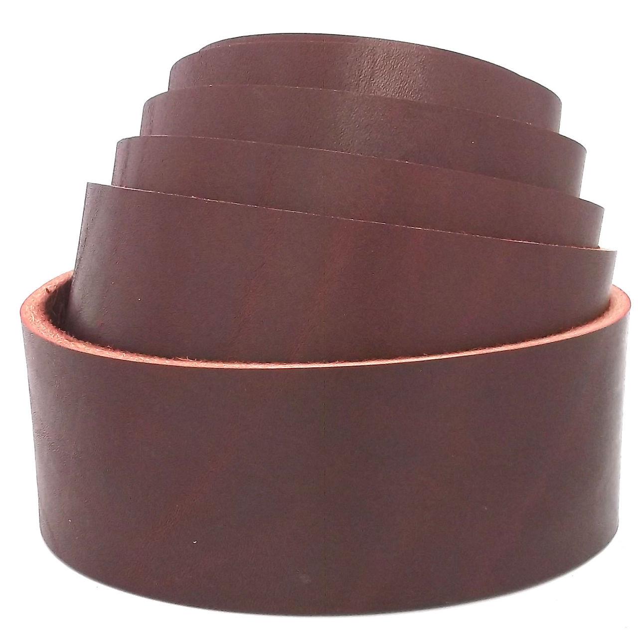 Appearance of latigo leather