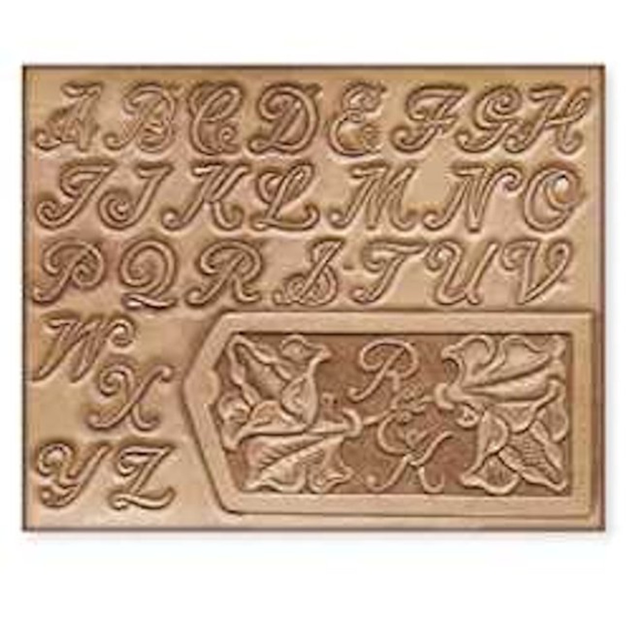 Tandy Leather Craftool Figure Carving Stamp F898 6898