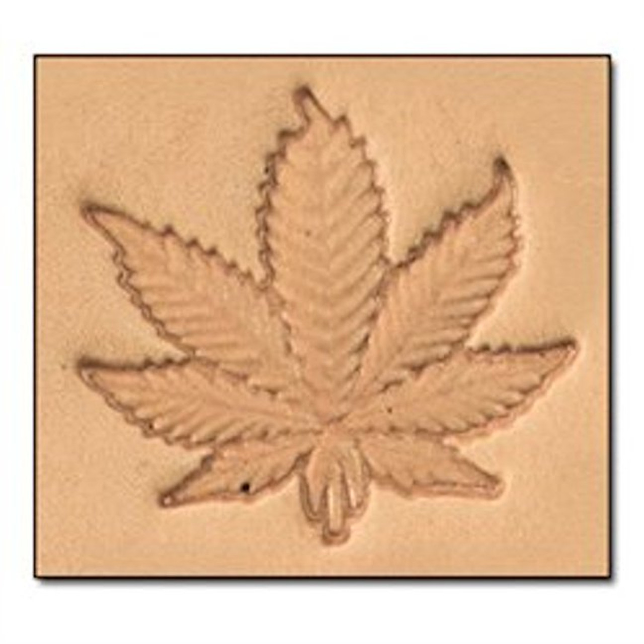 Craftool 3D Hemp Stamp 8619-00 by Tandy Leather