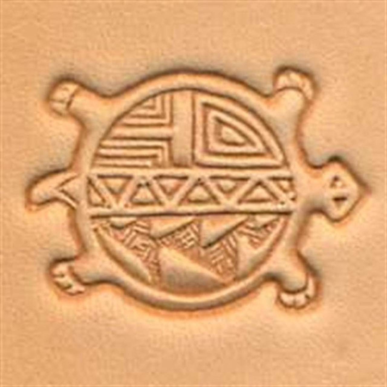 Tandy Leather 3D Round Celtic Stamp 8537-00