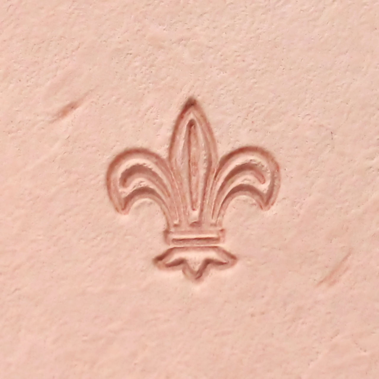 Fleur De Lis Leather Stamp US04 US Stamps