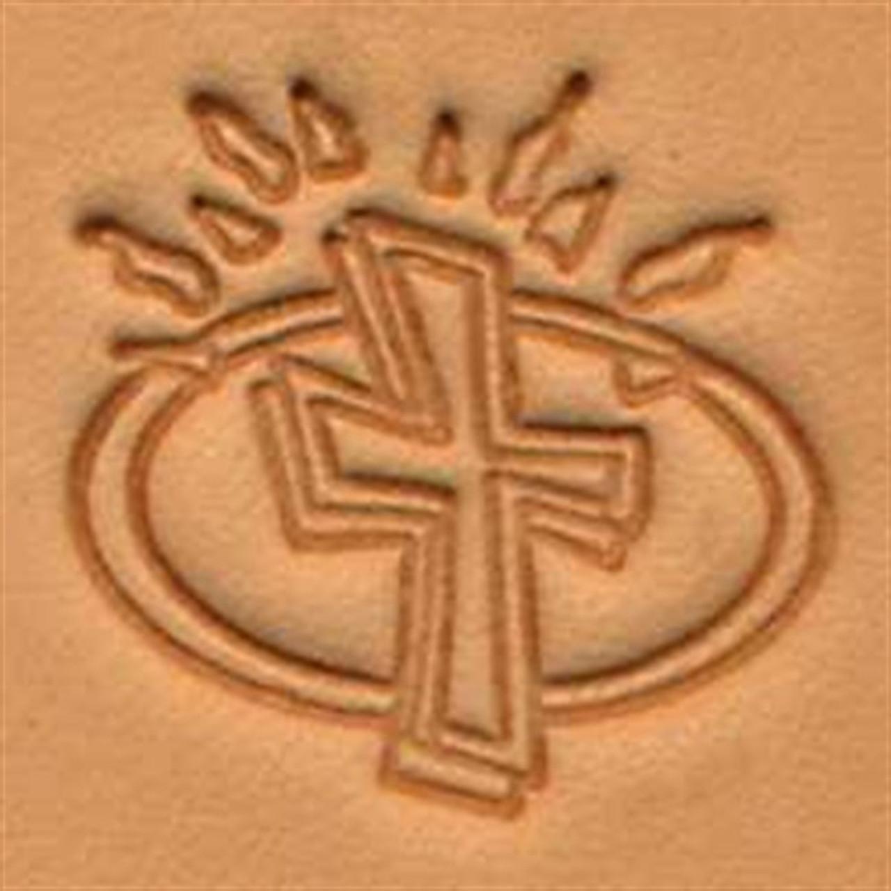 Craftool 3d Cross Stamp 88509-00