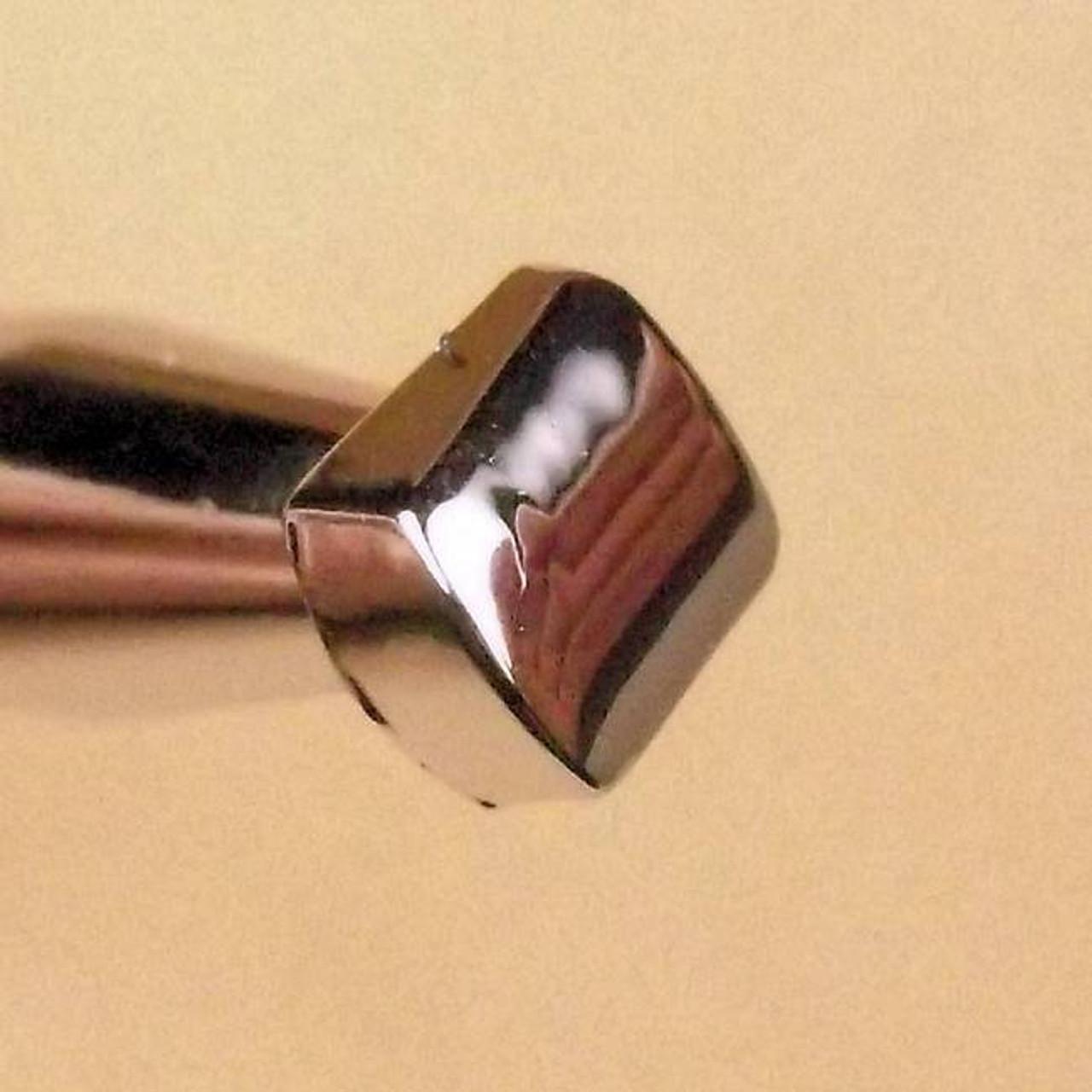 "Beveler Smooth Leather Stamp 3/16"" x 1/4""(4.7 mm x 6.4 mm) B203"