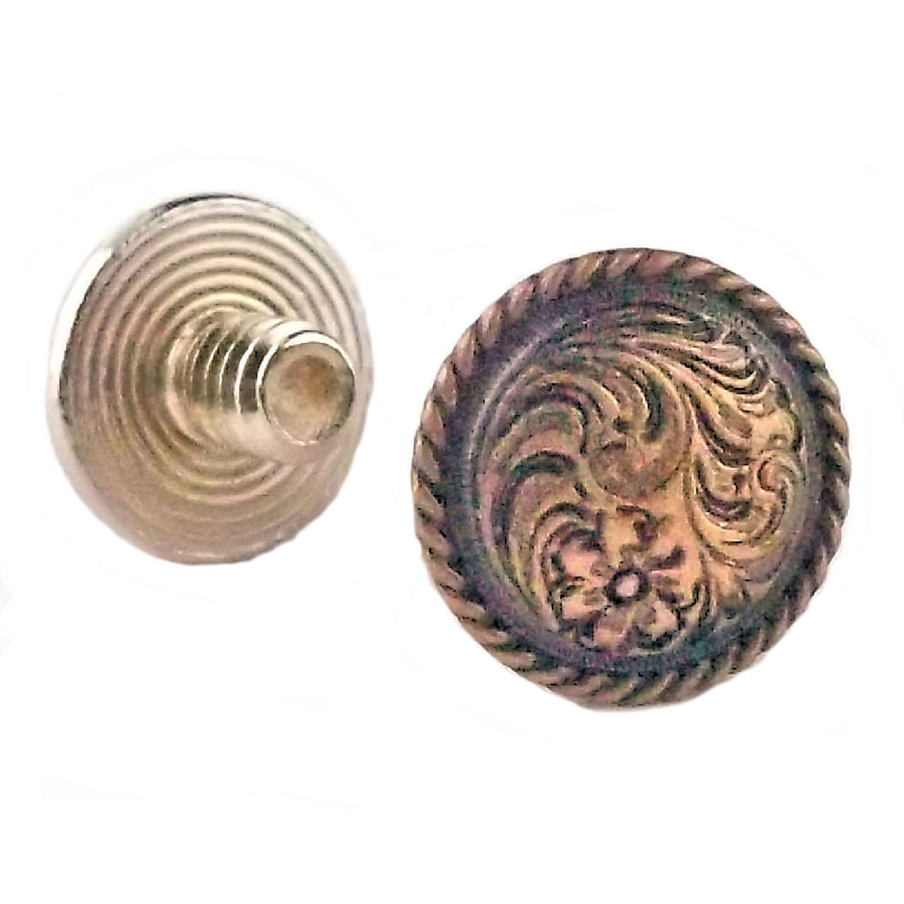 Chicago Screws Antique Copper 10 pack