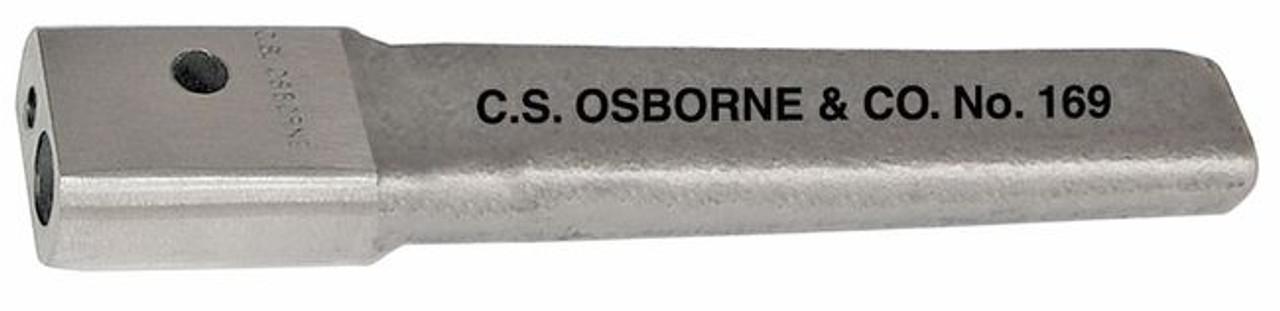 Osborne Copper Rivet & Burr Setter