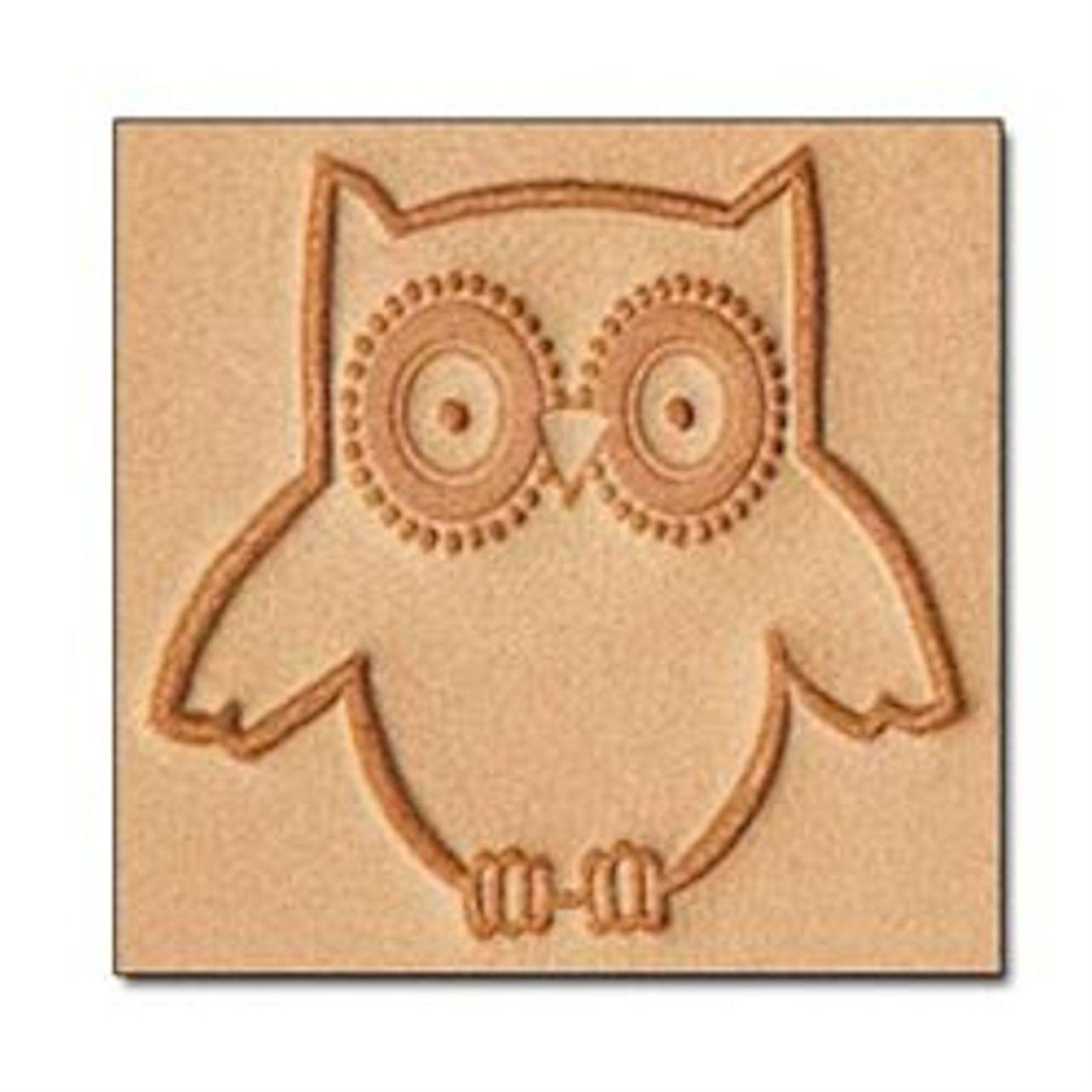 Craftool 3D Owl Stamp 8678-00