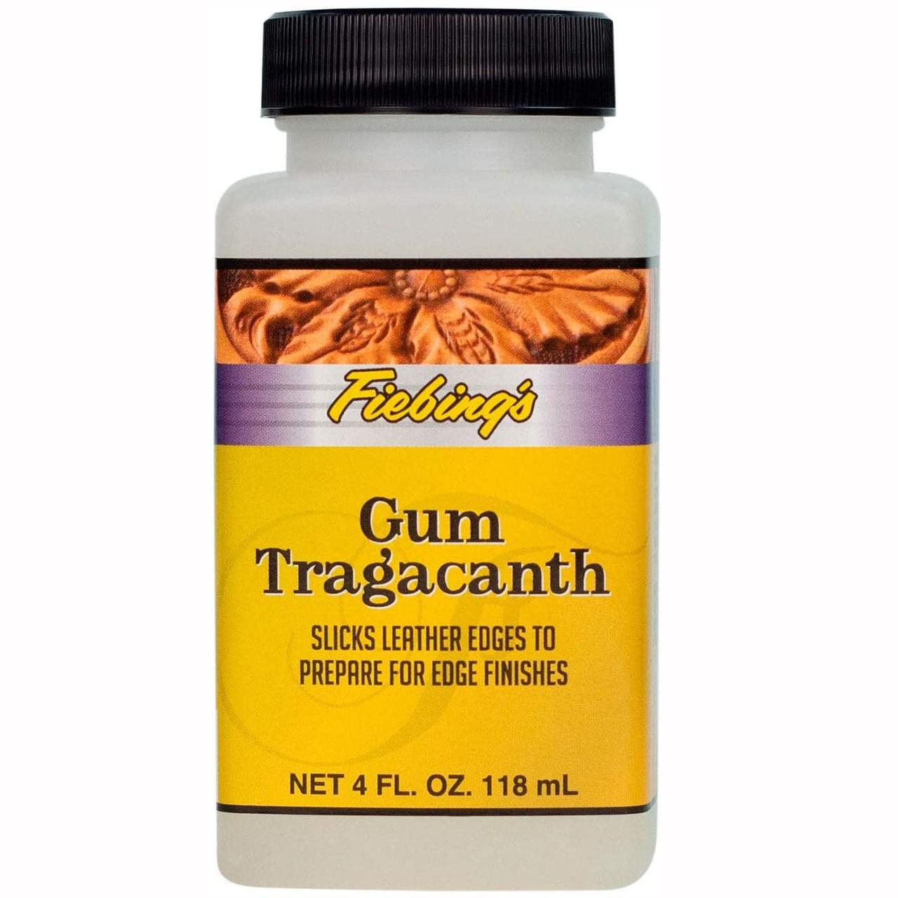 Gum Tragacanth 4 oz. Edge Prep Front
